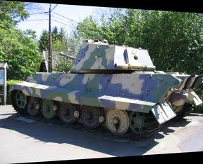 deutsche panzer aus dem zweiten weltkrieg