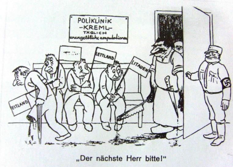 Karikaturen Wwi World War Tours Wwii