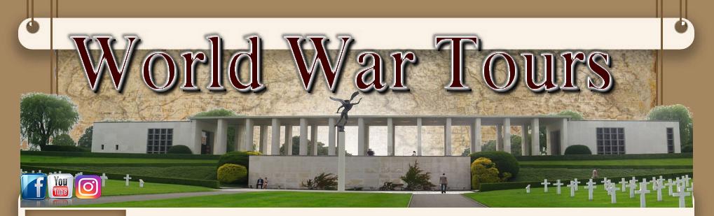 Guestbook - World War Tours